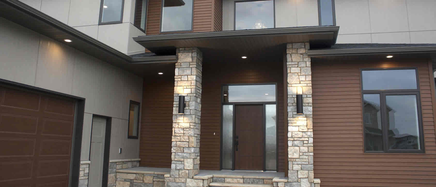 T&S Custom Homes, Inc. of Fargo, ND  - Home page banner 1